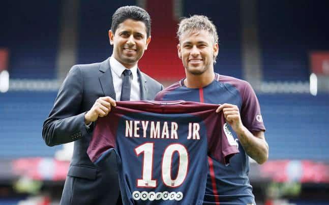 Neymar $300 million transfer deal