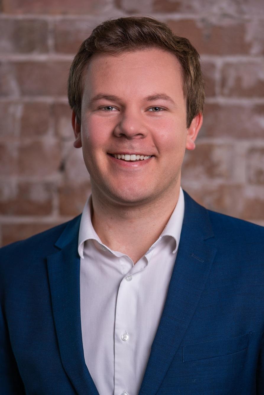Blake Fredericks, Chartered Accountant